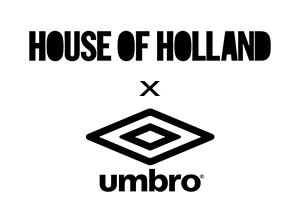 House of holland x umbro
