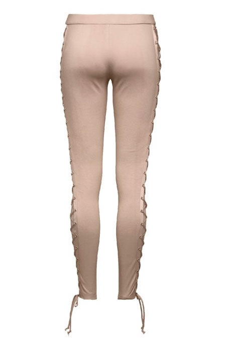 PUMA FENTY BY RIHANNA BOXING & BOMBER LACING TIGHTS BEIGE