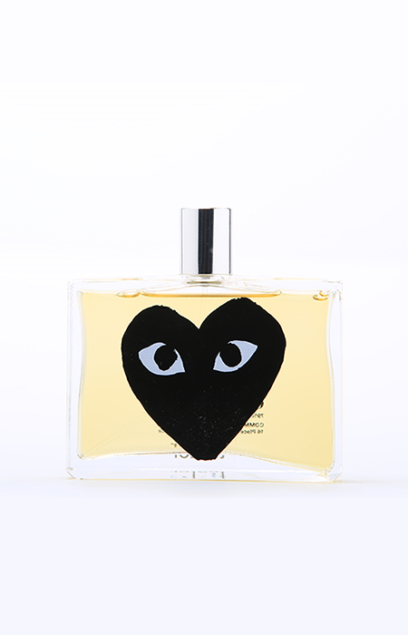 Eau de toilette play black