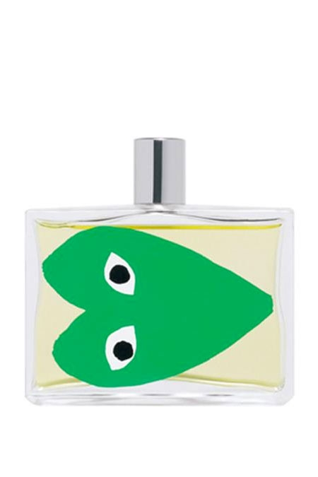 COMME DES GARÇONS PARFUMS PLAY GREEN 100 ML NATURAL SPRAY PERFUME