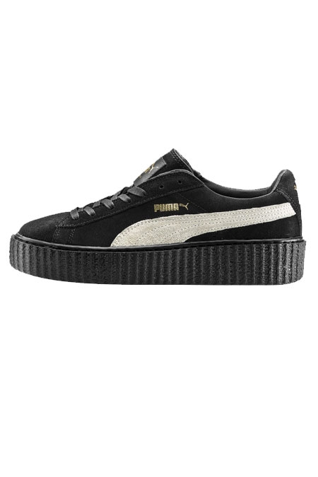 PUMA BY RIHANNA CREEPER BLACK