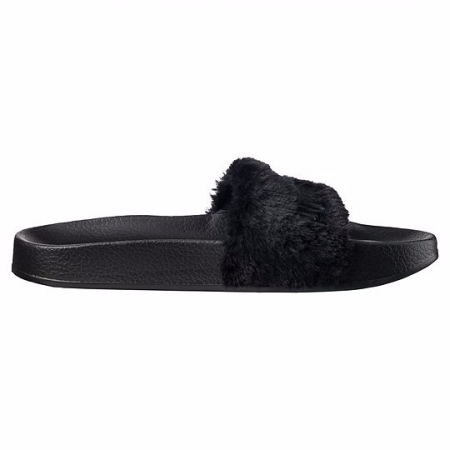 THE FUR SLIDE BLACK - official release on august 6
