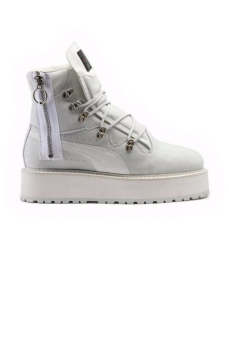SNEAKER BOOT WHITE Fenty by Rihanna