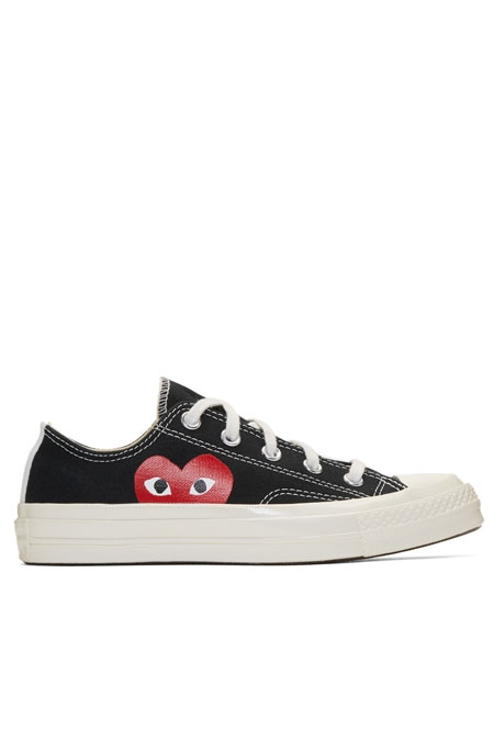 Play Converse Chuck Taylor All Star '70 Low (Black)