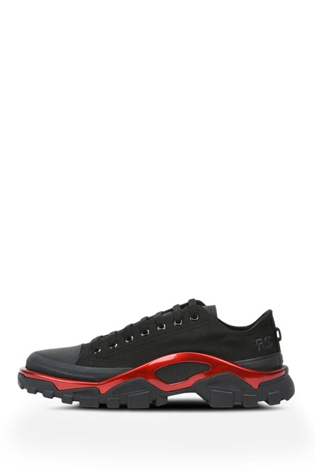 RAF SIMONS DETROIT RUNNER fw 17 red