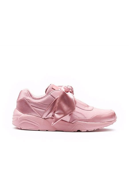 FENTY PUMA BY RIHANNA - BOW SNEAKERS - Pink