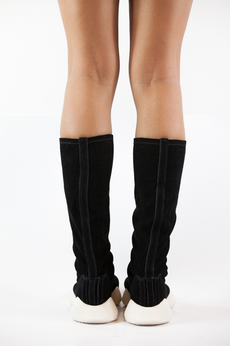 RICK OWENS STRETCH BOOT