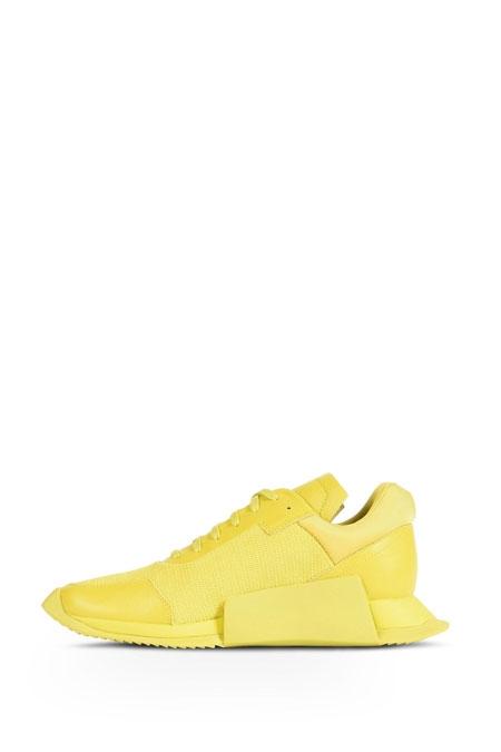 RO LEVEL RUNNER LOW II fw17 yellow