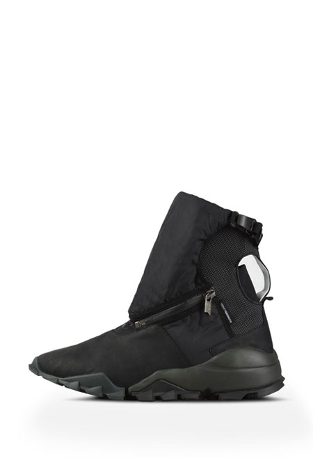 Y-3 RYO HIGH black