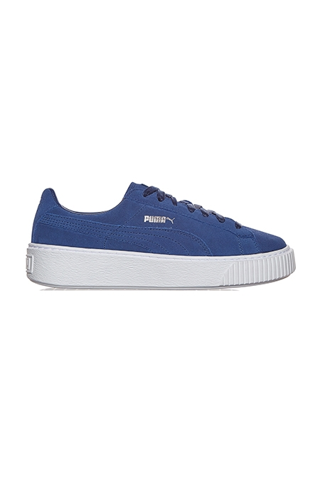 WMNS Suede Creepers Core Sneakers Blue