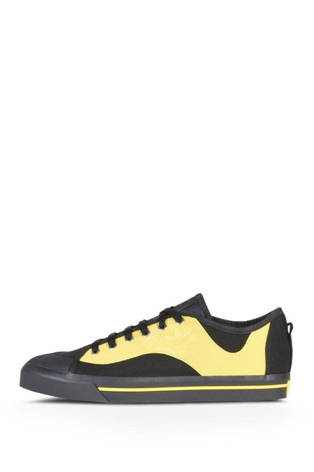 RAF SIMONS SPIRIT V fw17 yellow