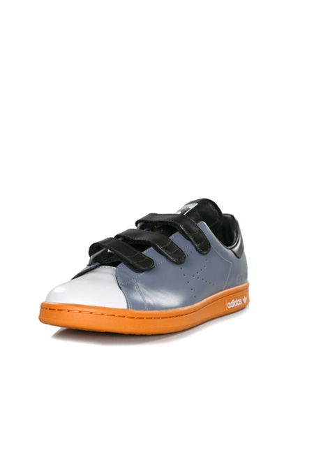 Adidas Stan Smith Comfort x Raf Simons Grey/White/Pumpkin