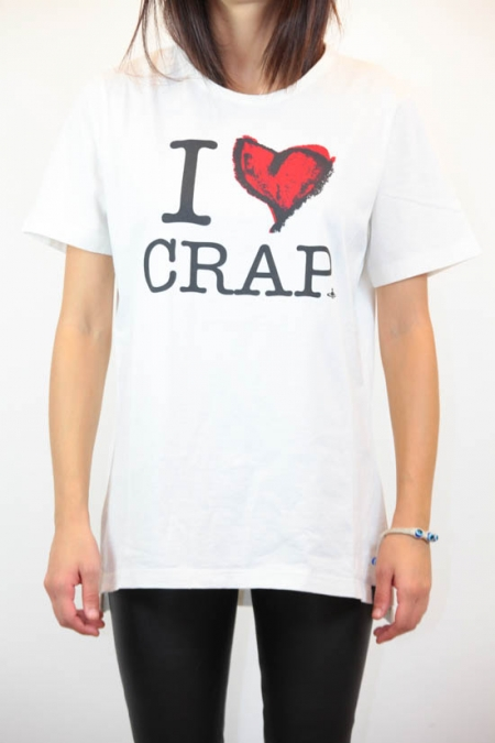 I LOVE CRAP T-SHIRT