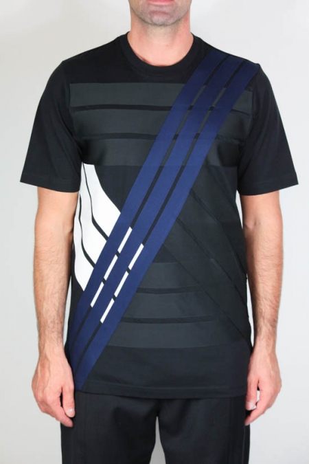 Y-3 MULTISTRIPE T-SHIRT