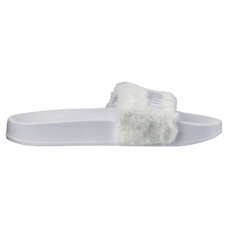 THE FUR SLIDE WHITE - official release on august 6
