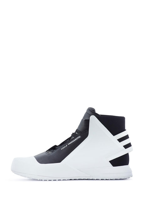 Y-3 BBALL TECH white
