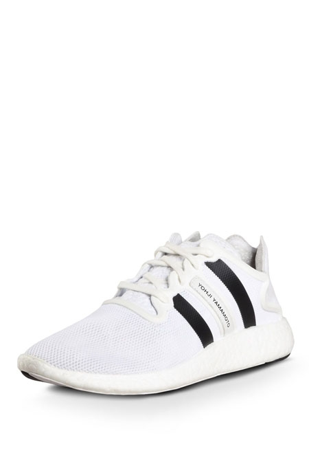 Y-3 YOHJI RUN S/S 17 White