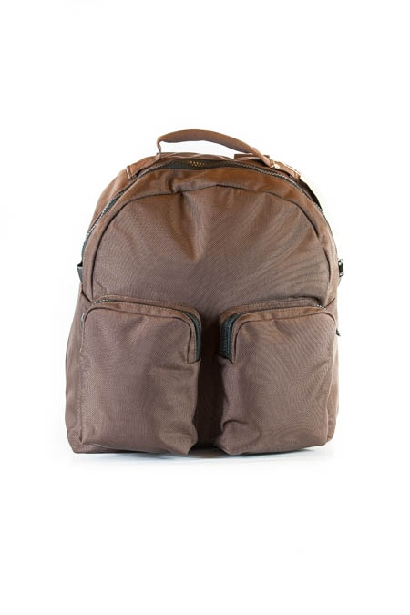 KW backpack dark brown